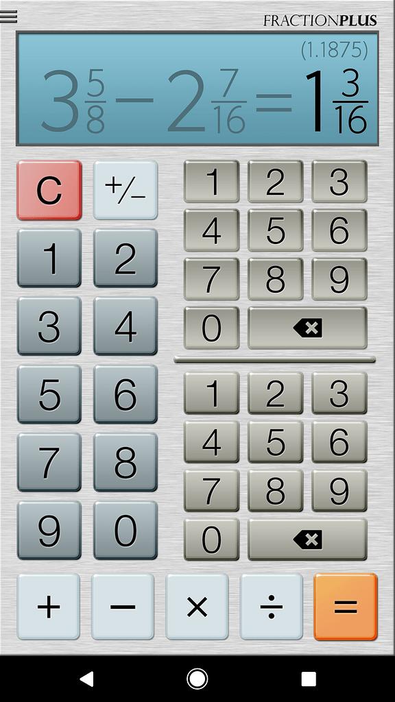 Fraction Calculator - Inventables Community Forum